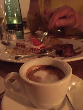 ... mit Café Crème