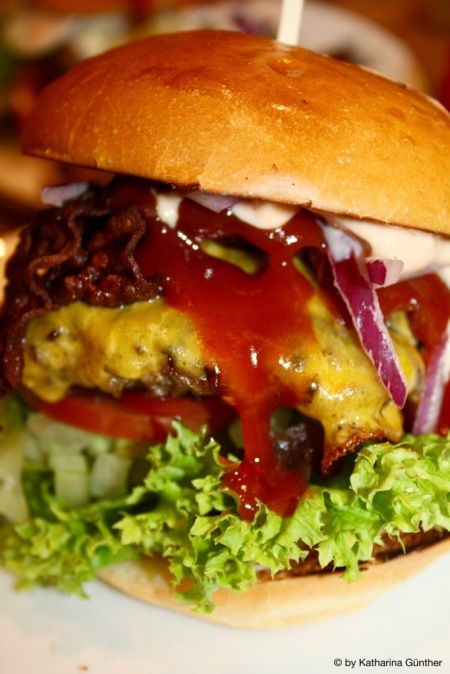 Best BBQ Burger