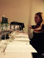 Eleonora Casolanetti in action