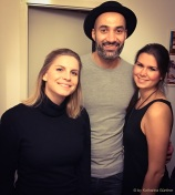 Charlotte, Eddi, Katharina.