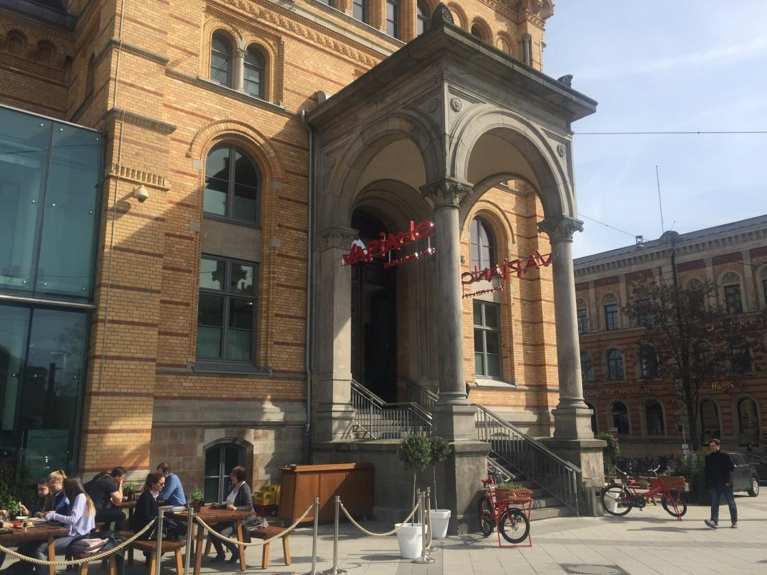 Vapiano Küche Öffnungszeiten | New In Town Vapiano Am Hauptbahnhof Hannover Ist Eroffnet Gastrofee