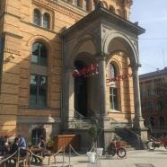 Das Vapiano am HBF Hannover.