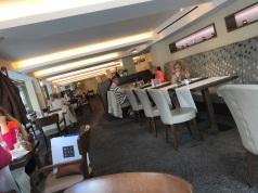 Blick in das Wiener Café